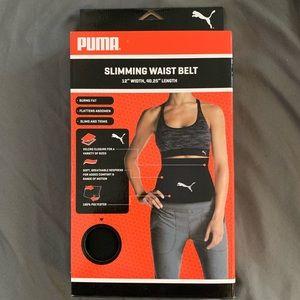 Puma Velcro waist slimmer belt